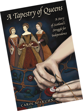 A Tapestry of Queens book cover